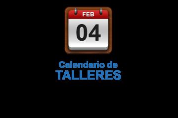 Icono Calendario de Talleres