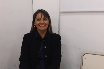 Entrevista a Gabriela Hanriquez