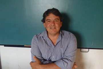 Entrevista a Gabriel Larretape