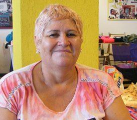 Delia Molina. Emprendimiento placer en Lanas