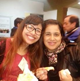 Graciela y Patricia Gonzalez