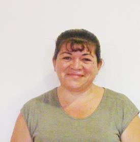 Lidia Mancilla. Emprendimiento: Manos a la Obra Fibro Facil