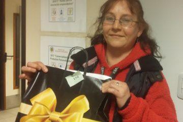 Patricia Alegre retira su premio