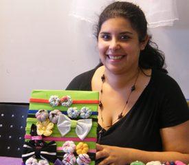 Rocio Guzman. Emprendimiento Chinitas